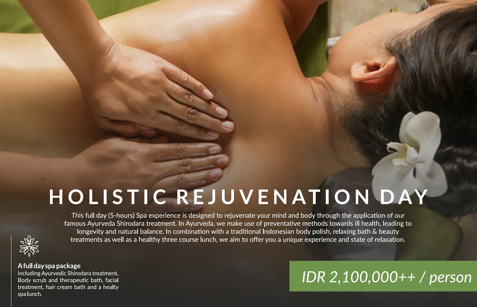 holistic rejuvenation