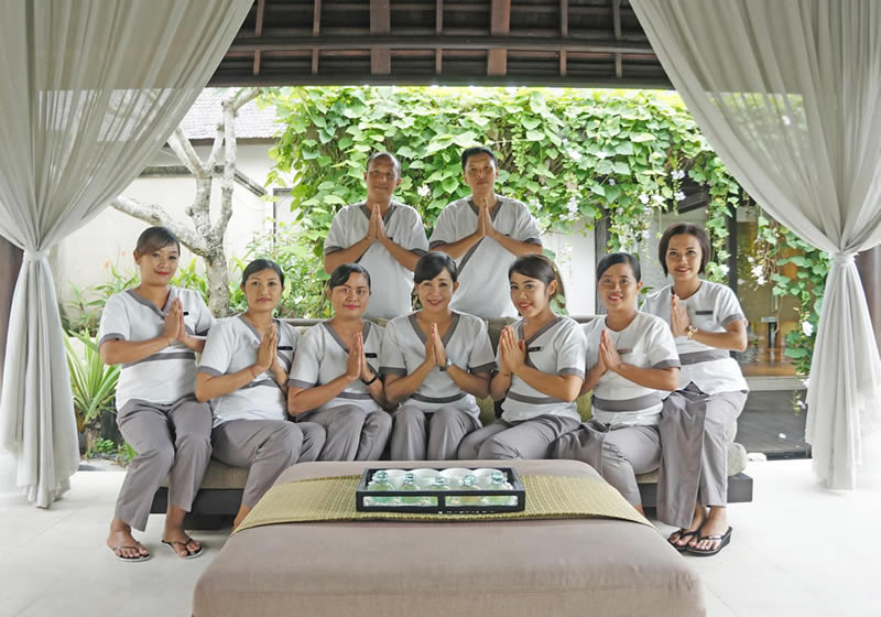 spa air staff